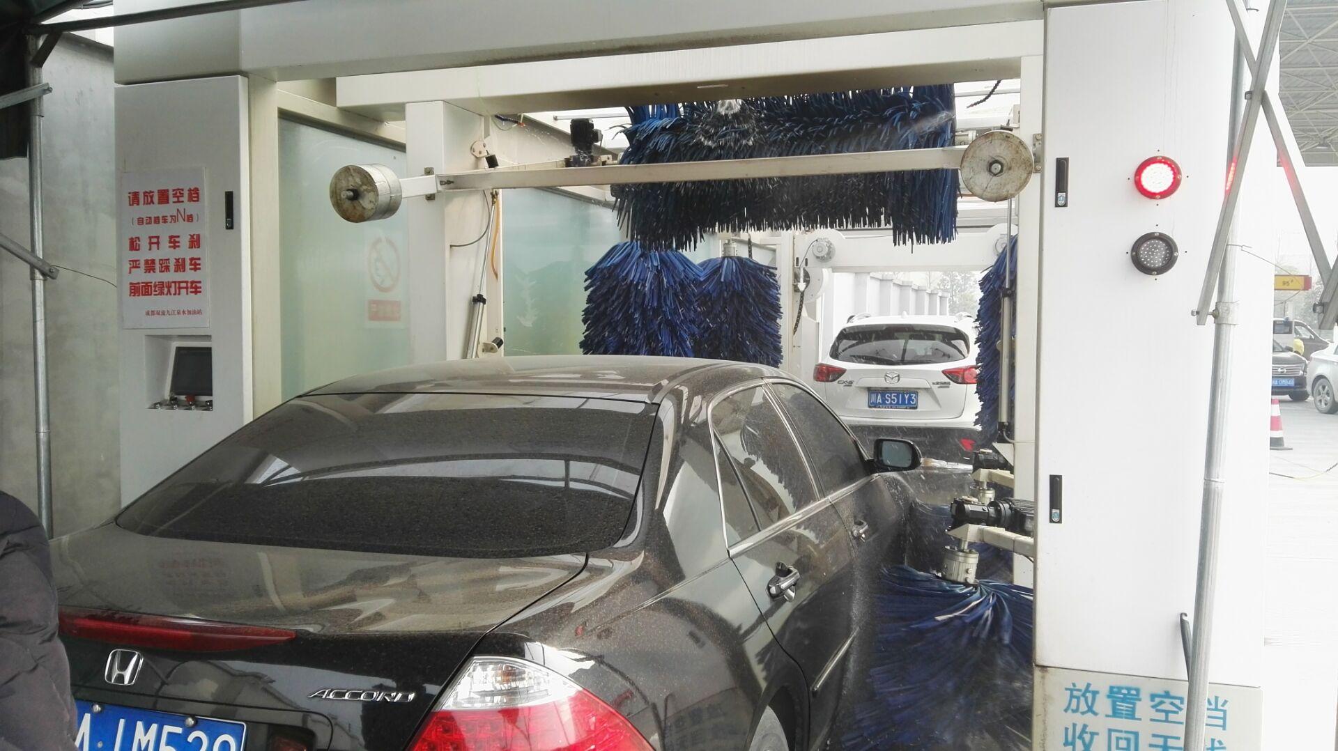 四川洗车机价格-科立达电脑洗车机 全部采用304不锈钢轴承