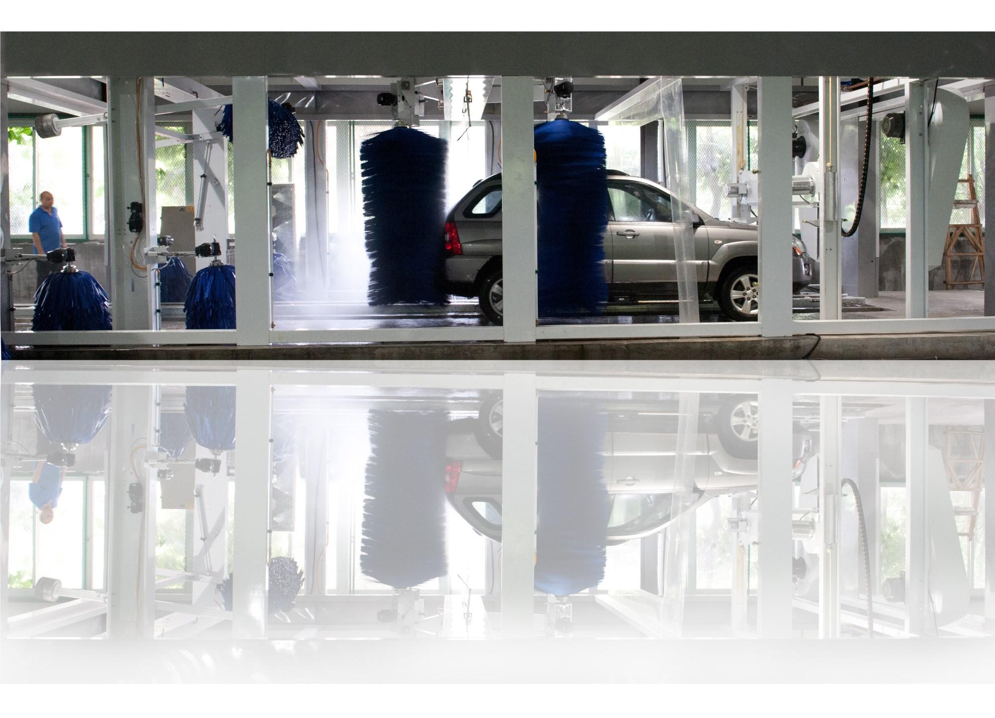 成都机动车清洗美容行业协会推荐使用品牌-科立达洗车机